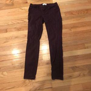 Lila Ryan purple pants